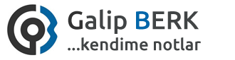 Galip BERK | TA7AGB